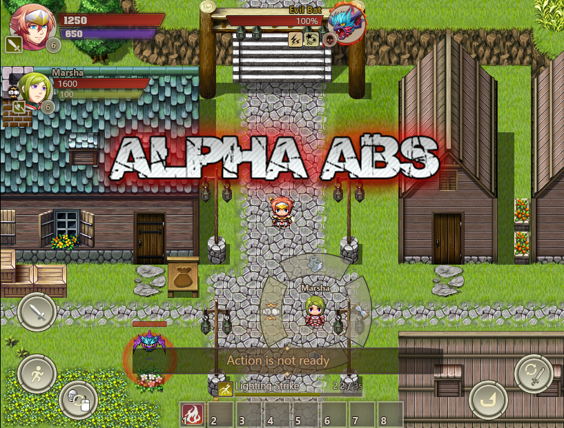 Alpha ABS plugin