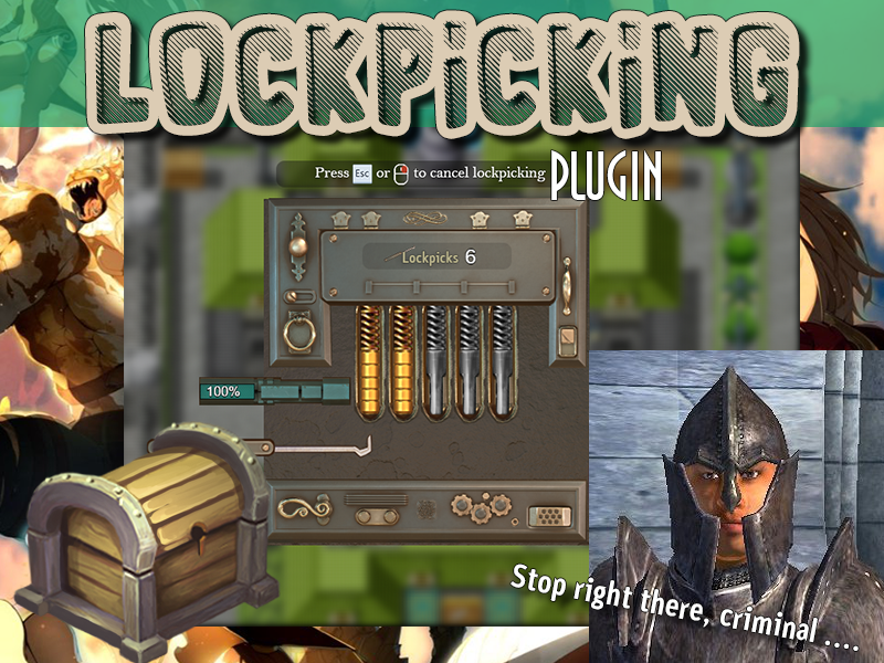 lockpicking plugin
