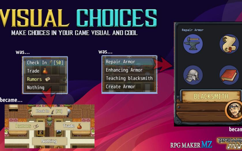 PKD Visual Choices